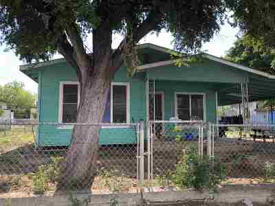 Single Family Home For Sale: 1209 S Zapata Hwy