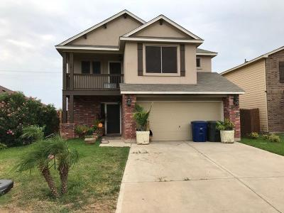Laredo Single Family Home Extended: 1509 Ann Harbor St