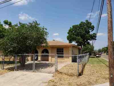 Laredo Single Family Home For Sale: 2520 Salinas Ave