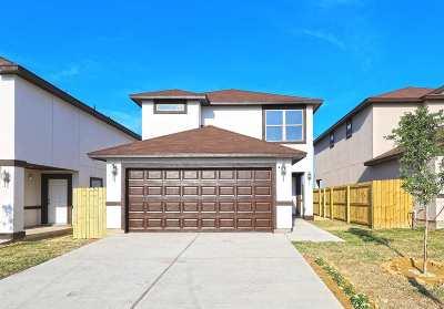 Laredo Single Family Home Active-Exclusive Agency: 4315 Alina Dr.