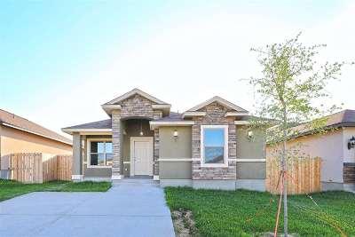 Laredo Single Family Home Active-Exclusive Agency: 4404 Gloria Dr.
