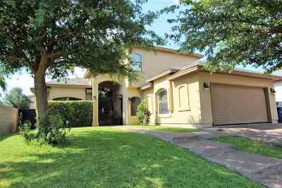 Laredo TX Single Family Home For Sale: $226,900