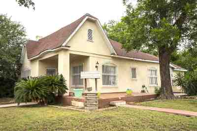 Laredo Single Family Home For Sale: 1720 Corpus Christi St