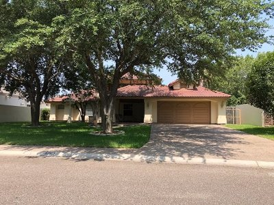 Laredo Single Family Home For Sale: 3218 Winsome Ct