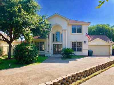 Laredo Single Family Home For Sale: 3026 Edgar Allan Poe Lp