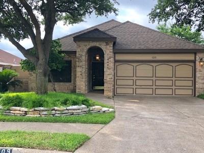 Laredo Single Family Home For Sale: 409 Grosbeak St