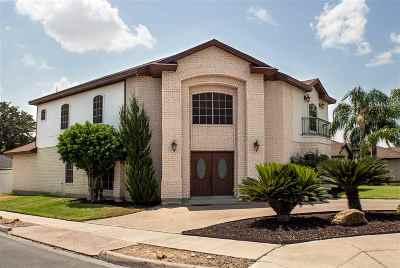 Laredo Single Family Home For Sale: 8502 Ficus Ct