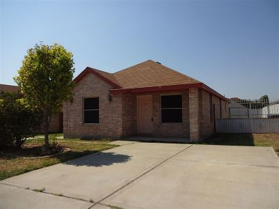 Laredo Single Family Home Back On Market: 3616 Aguanieve Dr.
