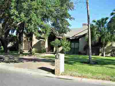 Laredo TX Single Family Home For Sale: $346,500