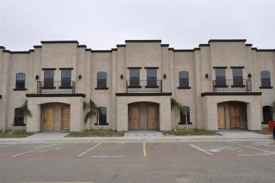 Laredo Condo/Townhouse Back On Market: 8216 Casa Verde Rd #E170