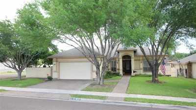 Laredo Single Family Home For Sale: 1509 Bull Elk Ln