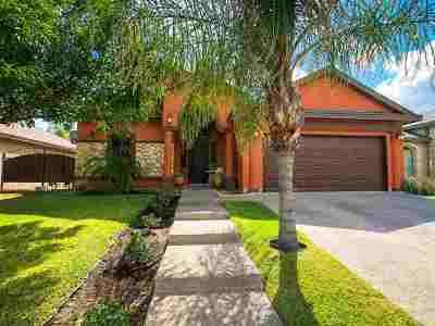 Laredo Single Family Home For Sale: 3003 Calle Piedra
