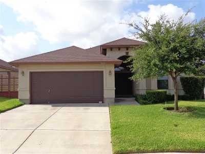 Laredo Single Family Home Option-Show: 3105 Iris Dr
