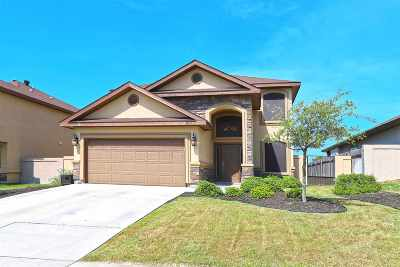 Laredo Single Family Home For Sale: 503 Silver Palm Dr