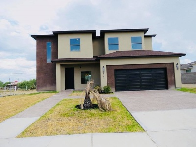 Laredo Single Family Home For Sale: 2323 Palos Lp