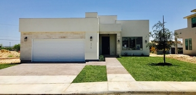 Laredo Single Family Home For Sale: 2319 Palos Lp