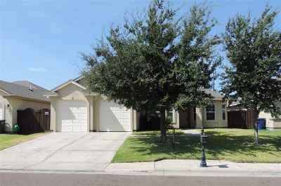 Laredo Single Family Home For Sale: 2307 Grisell Dr