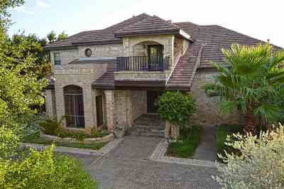 Laredo Single Family Home For Sale: 130 Song Bird Ln