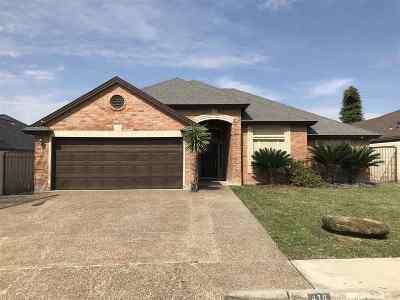 Laredo Single Family Home For Sale: 418 Northstar Dr