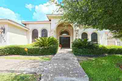 Laredo Single Family Home For Sale: 3809 Sandcliff Dr