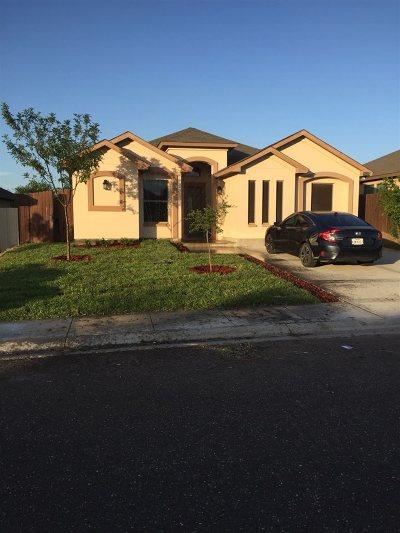 Laredo Single Family Home For Sale: 1609 Texoma St