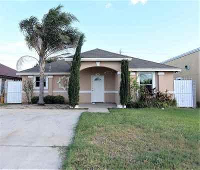 Laredo Single Family Home For Sale: 1523 Wilfrano Dr