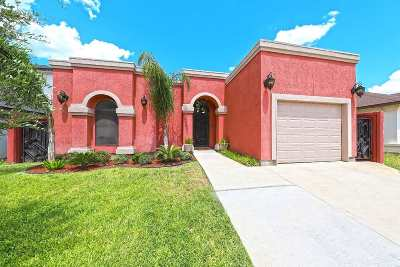 Laredo Single Family Home For Sale: 10023 Toinette