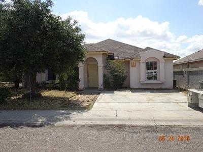 Laredo Single Family Home For Sale: 4211 Indian River Ave