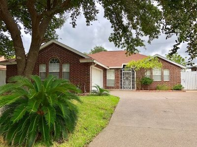 Laredo Single Family Home For Sale: 412 St Croix Dr