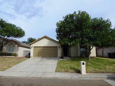 Laredo Single Family Home For Sale: 1505 Summit Dr