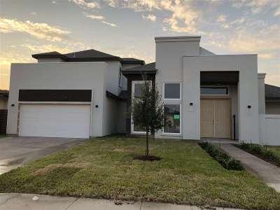 Laredo Single Family Home For Sale: 3106 Stephen King Lp.