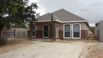 Laredo Single Family Home For Sale: 614 Susie Dr