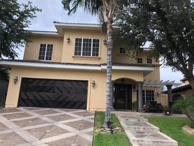 Laredo Single Family Home For Sale: 238 Vintage Ln
