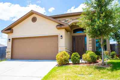 Laredo Single Family Home For Sale: 512 Starling Creek Lp