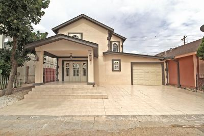 Laredo Single Family Home For Sale: 709 Minutemen Dr