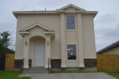 Laredo TX Single Family Home Extended: $159,000