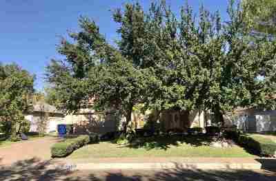 Laredo Single Family Home For Sale: 2913 Hemingway Lp