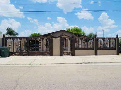 Laredo Single Family Home For Sale: 403 River Front Rd