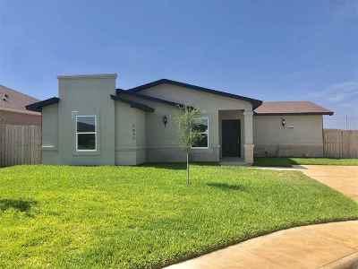 Laredo Single Family Home Active-Exclusive Agency: 2403 La Parra Ln.