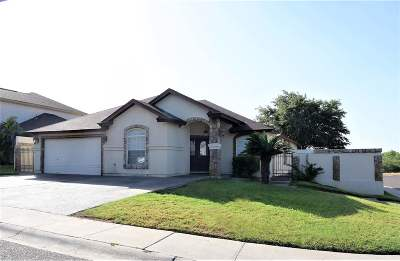 Laredo Single Family Home For Sale: 240 Middleston Dr
