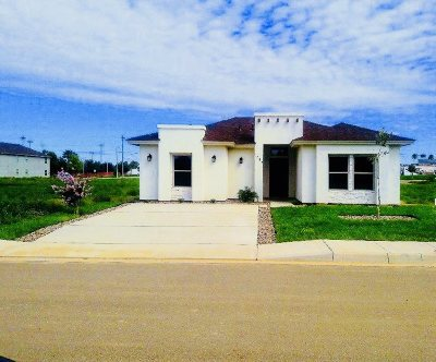 Laredo Single Family Home For Sale: 1536 Riddle Dr