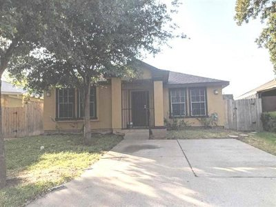 Laredo Rental For Rent: 931 Deer Ln