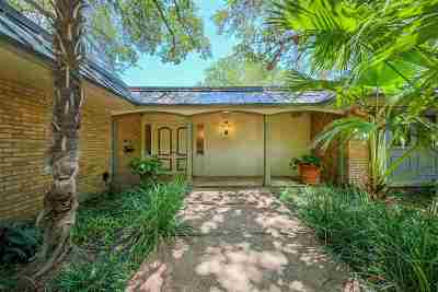 Laredo Single Family Home For Sale: 2502 Reynolds St