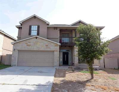 Laredo TX Single Family Home For Sale: $259,900