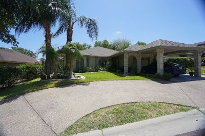 Laredo Single Family Home For Sale: 8815 Shalom Cir