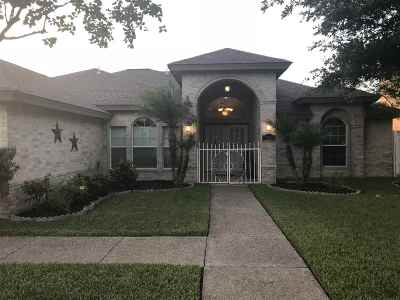 Laredo Single Family Home For Sale: 3816 Winrock Dr