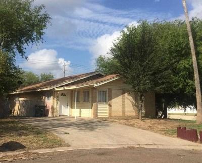 Laredo Single Family Home For Sale: 901 Rhonda Dr