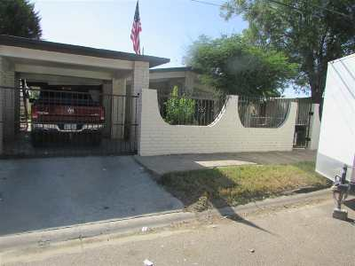 Laredo Single Family Home For Sale: 3805 Convent Ave