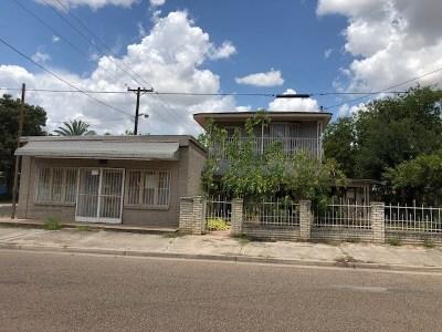 Laredo Single Family Home For Sale: 108 W Elm St
