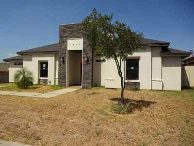 Laredo Single Family Home For Sale: 1607 Texoma St